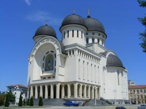 Catedrala Sfanta Treime Arad - Hotel Miky