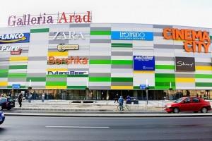 Galleria Mall Arad - Hotel Miky