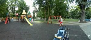 Parcul Copiilor - Hotel Miky