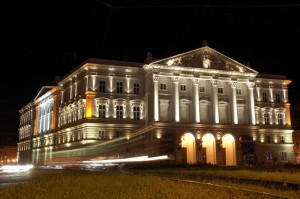 Teatrul Clasic Ioan Slavici Arad - Hotel Miky